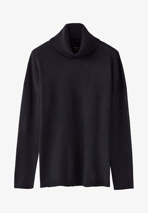 MIT ROLLKRAGEN  - Sweter - dark grey