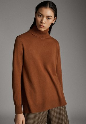 05610631 - Sweter - brown