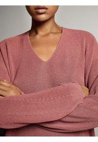 Massimo Dutti - Jumper - neon pink - 3