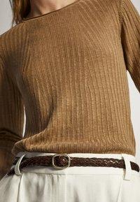 Massimo Dutti - Jumper - brown - 3