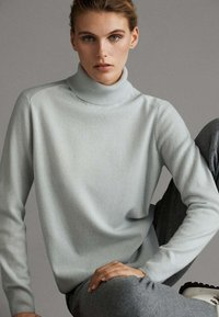 Massimo Dutti - Jumper - light grey - 0