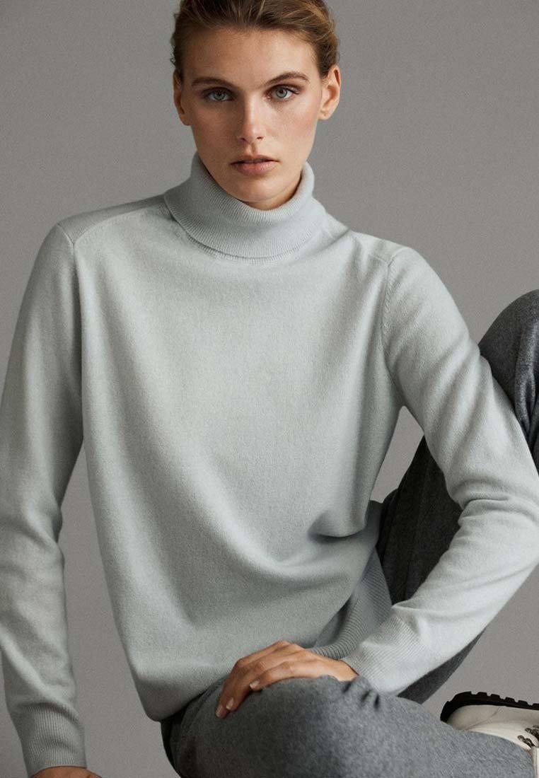Massimo Dutti - Jumper - light grey