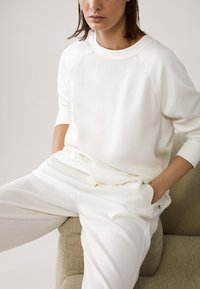 Massimo Dutti - Bluza - white - 3