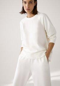 Massimo Dutti - Bluza - white - 0