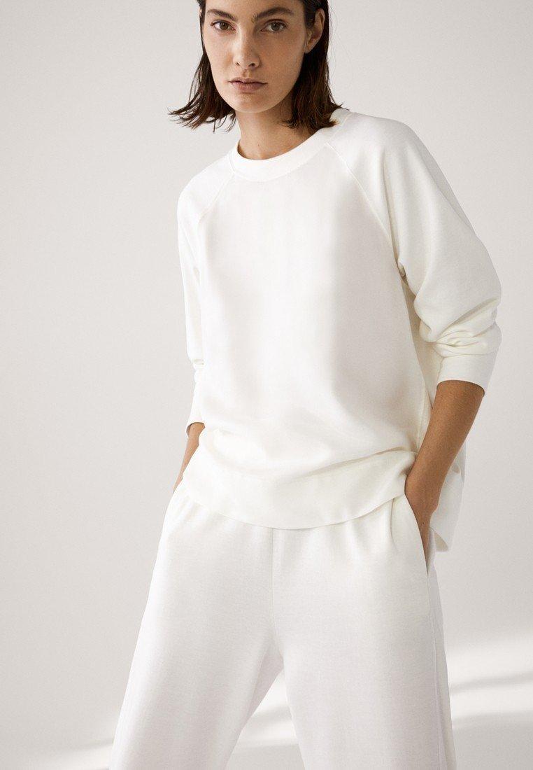 Massimo Dutti - Bluza - white