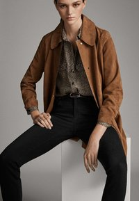 Massimo Dutti - Jeans Skinny Fit - black - 4
