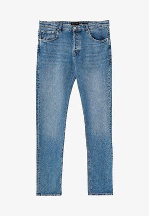 STRAIGHT-FIT-JEANS IM VINTAGE-LOOK 00051161 - Straight leg jeans - blue