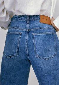 Massimo Dutti - Denim shorts - blue - 6