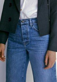 Massimo Dutti - Denim shorts - blue - 3