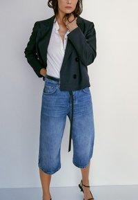 Massimo Dutti - Denim shorts - blue - 2