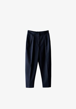 Jeans baggy - blue-black denim