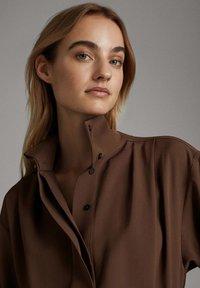 Massimo Dutti - 06608528 - Jumpsuit - brown - 4