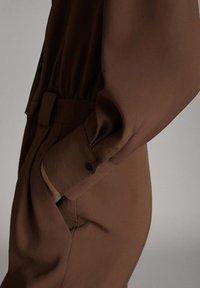 Massimo Dutti - 06608528 - Jumpsuit - brown - 6