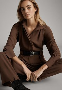 Massimo Dutti - 06608528 - Jumpsuit - brown - 5