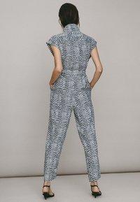 Massimo Dutti - Jumpsuit - white - 1