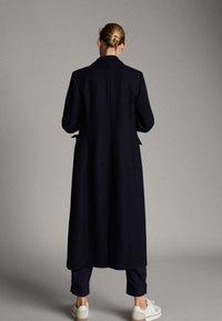 Massimo Dutti - Mantel - dark blue - 1