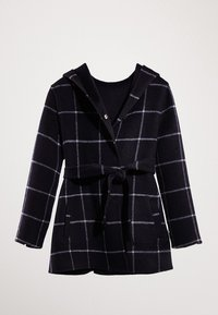 Massimo Dutti - TWO IN ONE - Manteau court - dark blue - 2