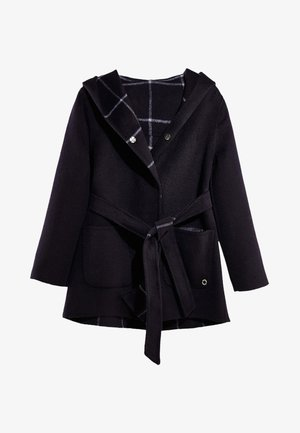 TWO IN ONE - Manteau court - dark blue