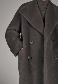 Massimo Dutti - CAMPAIGN COLLECTION - Manteau classique - grey - 5