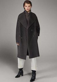 Massimo Dutti - CAMPAIGN COLLECTION - Manteau classique - grey - 1