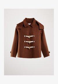 Massimo Dutti - Winter jacket - brown - 0