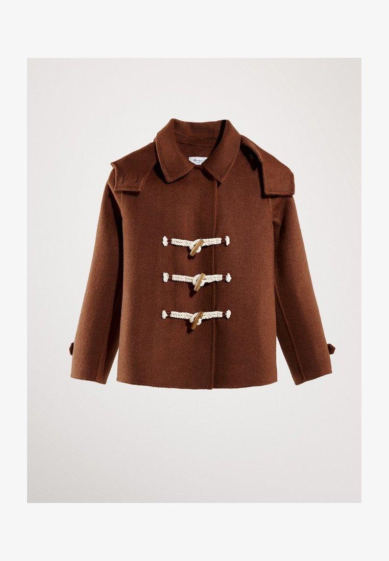 Massimo Dutti - Winter jacket - brown