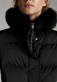 Massimo Dutti - Gewatteerde jas - black - 3