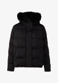 Massimo Dutti - Gewatteerde jas - black - 5