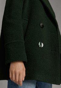 Massimo Dutti - Kappa / rock - green - 3