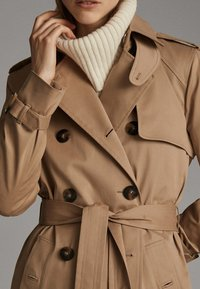 Massimo Dutti - Trenchcoat - beige - 3