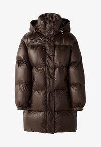 Massimo Dutti - Down coat - brown - 6