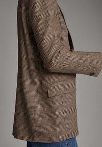 Massimo Dutti - Blazer - brown - 4