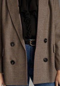 Massimo Dutti - Blazer - brown - 6