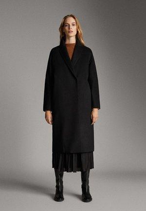 06455539 - Classic coat - black