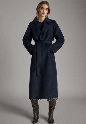 06453527 - Trenchcoat - blue