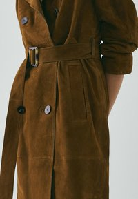 Massimo Dutti - Trench - brown - 6