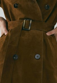 Massimo Dutti - Trench - brown - 3