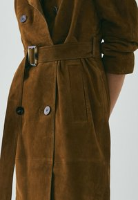 Massimo Dutti - Trench - brown - 4