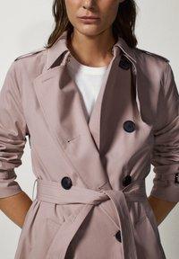 Massimo Dutti - Trenchcoat - neon pink - 5