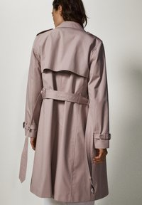 Massimo Dutti - Trenchcoat - neon pink - 2