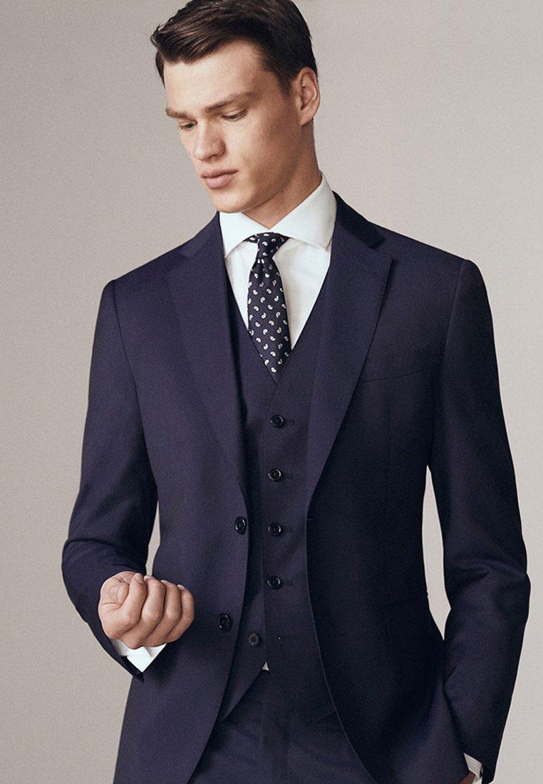 Massimo Dutti - Suit jacket - dark blue