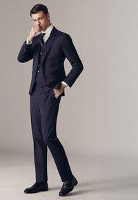 Massimo Dutti - Suit jacket - dark blue - 1