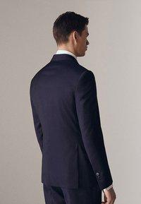 Massimo Dutti - Suit jacket - dark blue - 2