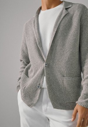 MOULINÉ - Cardigan - grey