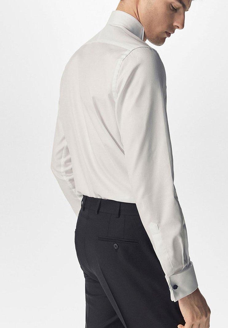Massimo Dutti Koszula - white