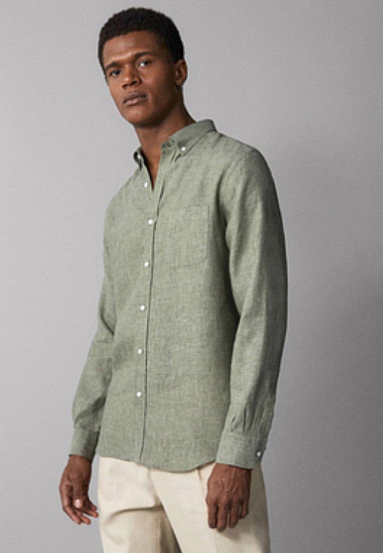 Massimo Dutti - IM REGULAR-FIT - Shirt - green