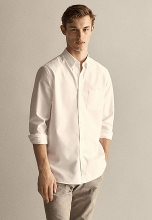 OXFORD - Overhemd - white