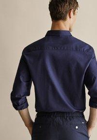 Massimo Dutti - OXFORD - Shirt - dark blue - 2