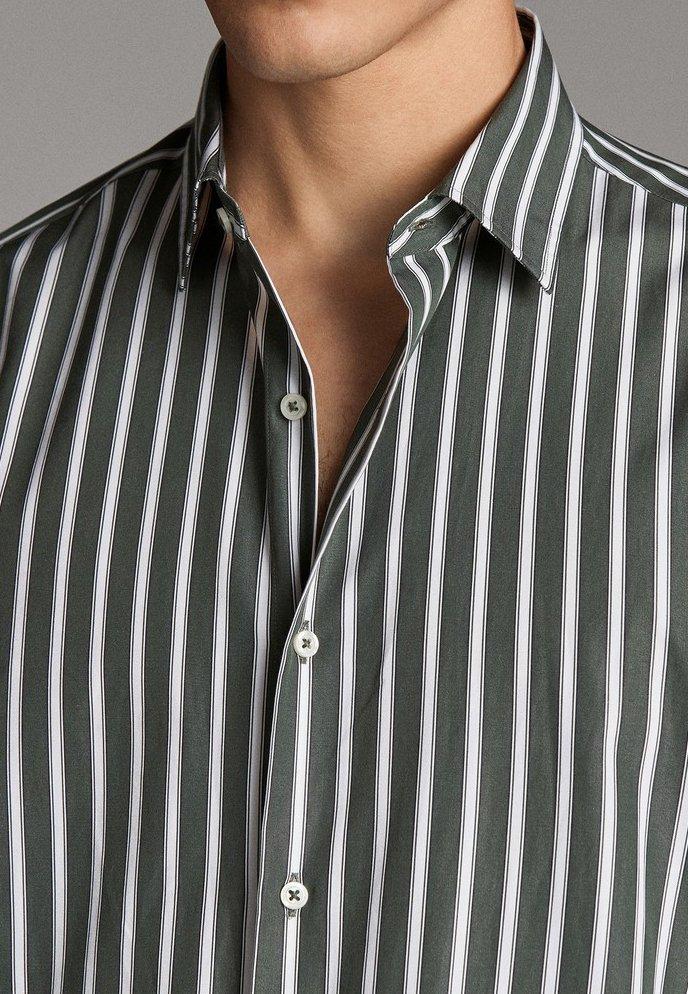 Grey Camicia Dutti Camicia Dark Dark Massimo Dutti Dutti Camicia Grey Massimo Massimo 8k0wOPn