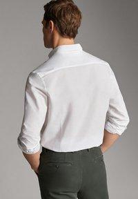 Massimo Dutti - 00108125 - Skjorta - white - 1